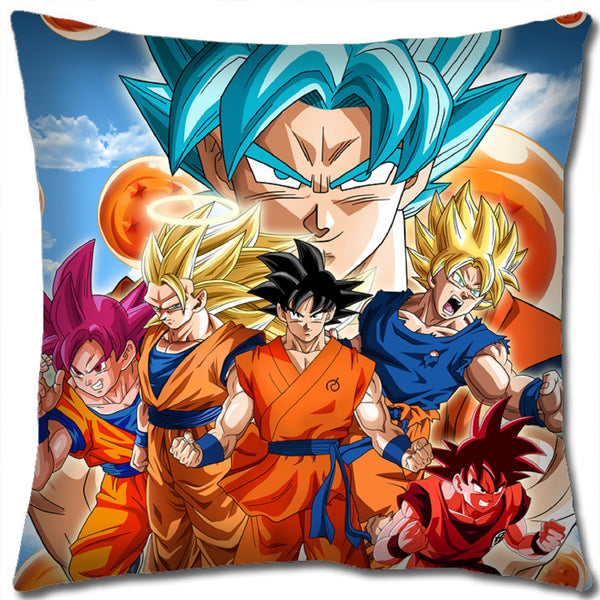 Dragon Ball Z Pillow Super Anime Store