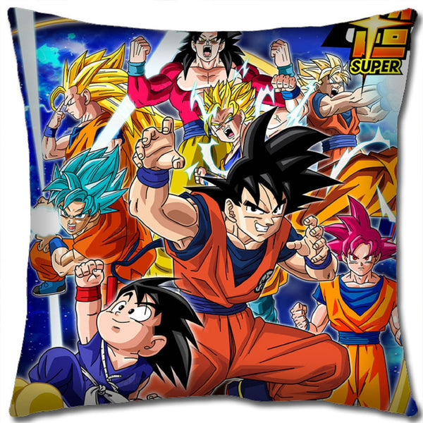 Dragon Ball Z Pillow - Super Anime Store FREE SHIPPING FAST SHIPPING USA