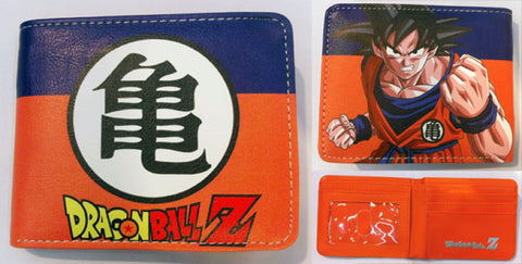 Dragon Ball Z Goku Wallet - Super Anime Store FREE SHIPPING FAST SHIPPING USA