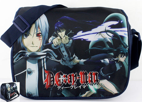 D. Gray-man Messenger Bag 2 - Super Anime Store FREE SHIPPING FAST SHIPPING USA