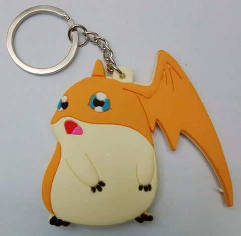 Digimon Adventure Patamon keychain - Super Anime Store FREE SHIPPING FAST SHIPPING USA