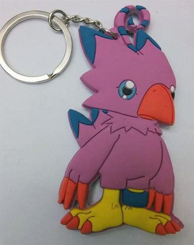 Digimon Adventure Piyomon keychain - Super Anime Store FREE SHIPPING FAST SHIPPING USA