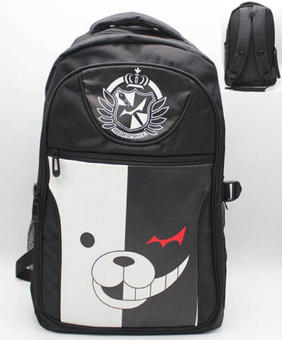 Danganronpa Backpack Bag - Super Anime Store FREE SHIPPING FAST SHIPPING USA