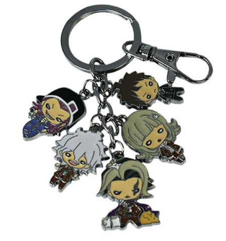 Danganronpa Characters Keychain - Super Anime Store FREE SHIPPING FAST SHIPPING USA