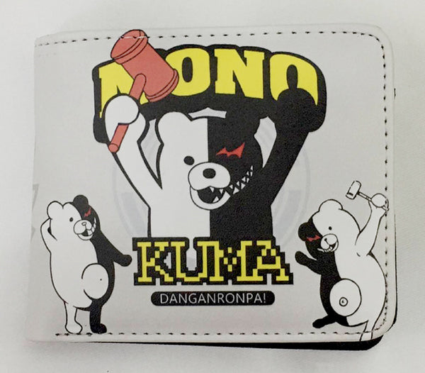 Danganronpa Wallet - Super Anime Store FREE SHIPPING FAST SHIPPING USA