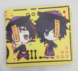 Demon Slayer Wallet - Super Anime Store FREE SHIPPING FAST SHIPPING USA