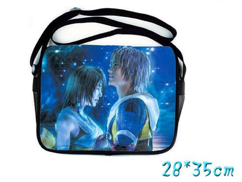 Final Fantasy Messenger Bag - Super Anime Store FREE SHIPPING FAST SHIPPING USA