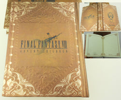 Final Fantasy Notebook - Super Anime Store FREE SHIPPING FAST SHIPPING USA