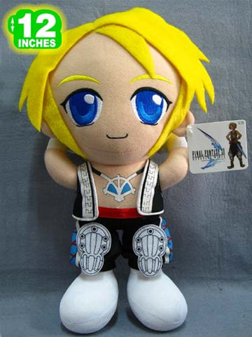 Final Fantasy Vann Plush Doll - Super Anime Store FREE SHIPPING FAST SHIPPING USA