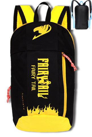 Fairy Tail Bag Backpack - Super Anime Store FREE SHIPPING FAST SHIPPING USA
