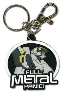 Fullmetal Panic! keychain - Super Anime Store FREE SHIPPING FAST SHIPPING USA