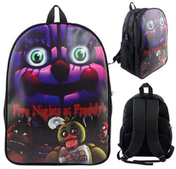 Five Nights at Freddys Backpack Bag - Super Anime Store FREE SHIPPING FAST SHIPPING USA