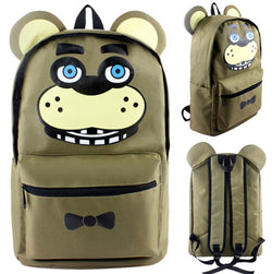 Five Nights at Freddys Freddy Backpack Bag - Super Anime Store FREE SHIPPING FAST SHIPPING USA