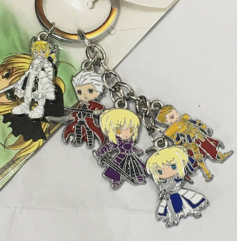 Fate Keychain - Super Anime Store FREE SHIPPING FAST SHIPPING USA