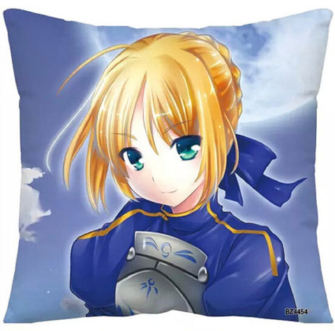 Fate/Stay Night Saber Pillow - Super Anime Store