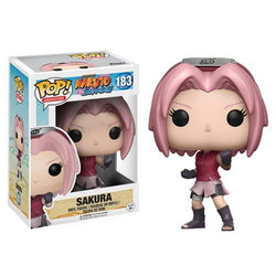 Funko POP 183 Anime: Naruto Sakura Figure Super Anime Store