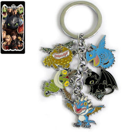 How To Train your Dragon Keychain - Super Anime Store FREE SHIPPING FAST SHIPPING USA