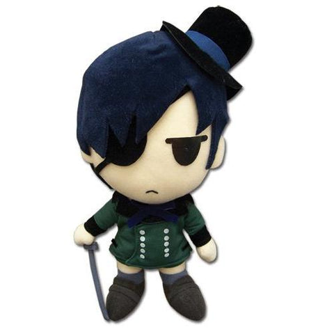 "Great Eastern Black Butler: Ciel Plush, 10"" - Super Anime Store FREE SHIPPING FAST SHIPPING USA"