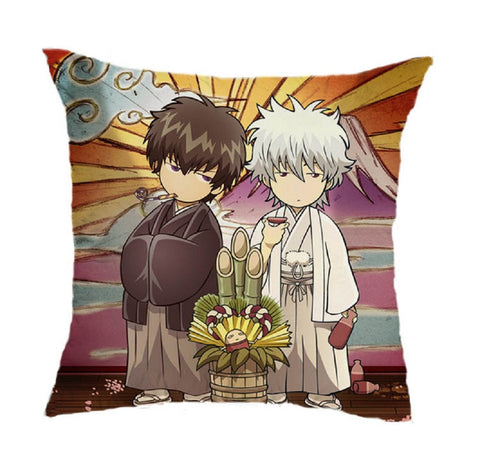Gintama Pillow - Super Anime Store FREE SHIPPING FAST SHIPPING USA