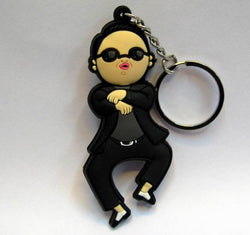 Gangnam Style Keychain - Super Anime Store FREE SHIPPING FAST SHIPPING USA