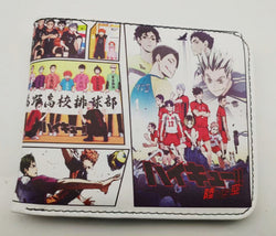 Haikyuu Wallet - Super Anime Store FREE SHIPPING FAST SHIPPING USA