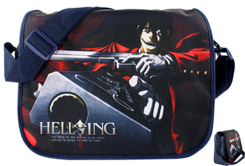 Hellsing Messenger Bag - Super Anime Store FREE SHIPPING FAST SHIPPING USA