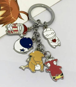 Anime How to Keep a Mummy Keychain - Super Anime Store FREE SHIPPING FAST SHIPPING USA