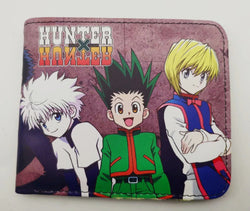 Hunter X Hunter Wallet - Super Anime Store FREE SHIPPING FAST SHIPPING USA