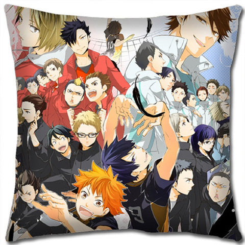 Haikyuu Pillow #1 - Super Anime Store FREE SHIPPING FAST SHIPPING USA