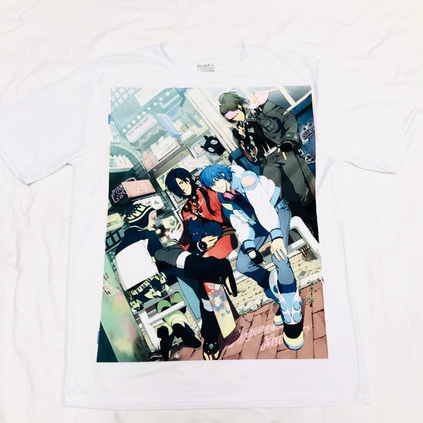 Anime Dramatical Murder T-Shirt - Super Anime Store FREE SHIPPING FAST SHIPPING USA