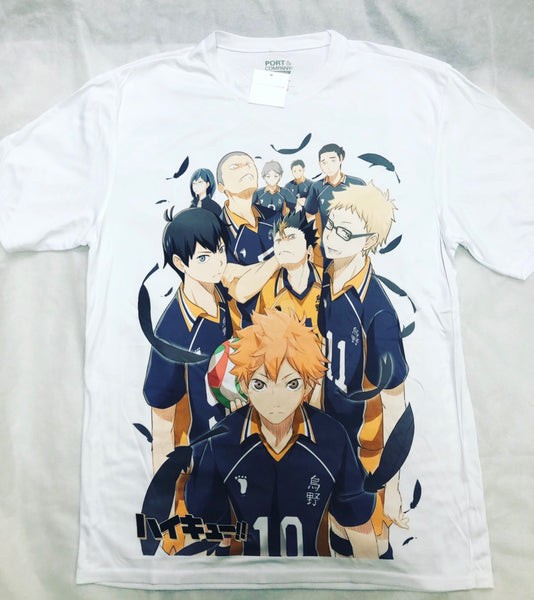Anime Haikyuu T-Shirt - Super Anime Store FREE SHIPPING FAST SHIPPING USA