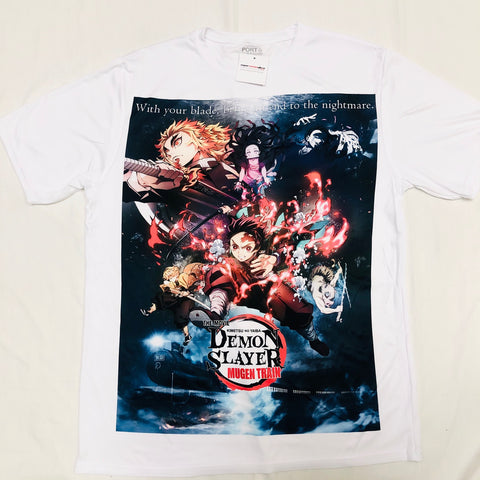 Anime Demon Slayer T-Shirt - Super Anime Store FREE SHIPPING FAST SHIPPING USA