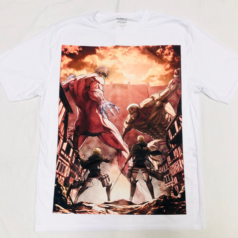 Anime Attack On Titan T-Shirt - Super Anime Store FREE SHIPPING FAST SHIPPING USA