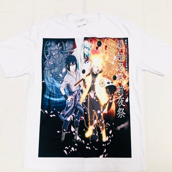 Anime Naruto T-Shirt - Super Anime Store FREE SHIPPING FAST SHIPPING USA