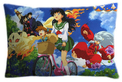 Inuyasha Bicycle Pillow - Super Anime Store FREE SHIPPING FAST SHIPPING USA