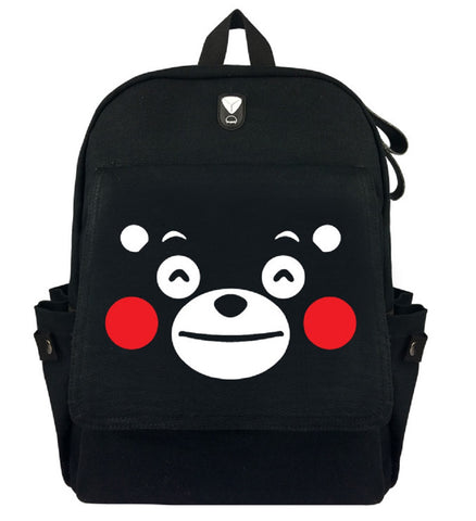 Kumamon Backpack Bag - Super Anime Store FREE SHIPPING FAST SHIPPING USA