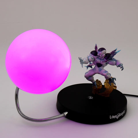Dragon Ball Z Frieza Death Cannon Lamp - Super Anime Store FREE SHIPPING FAST SHIPPING USA