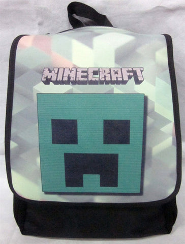 Minecraft Backpack Bag - Super Anime Store FREE SHIPPING FAST SHIPPING USA