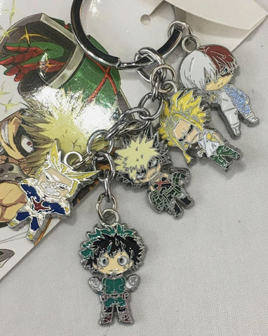 My Hero Academia Keychain - Super Anime Store FREE SHIPPING FAST SHIPPING USA