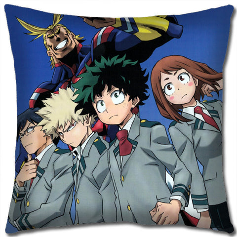 My Hero Academia Pillow - Super Anime Store FREE SHIPPING FAST SHIPPING USA