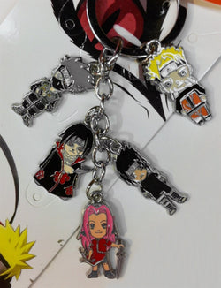Naruto Characters Keychain - Super Anime Store FREE SHIPPING FAST SHIPPING USA