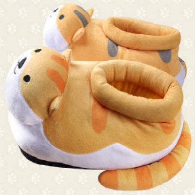 Neko Atsume Shoes Slippers Super Anime Store