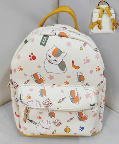 Super Anime Store Natsume Yuujinchou Backpack Bag