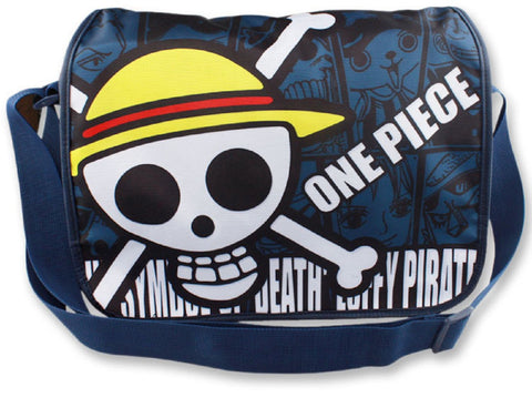 One Piece Messenger Bag - Super Anime Store FREE SHIPPING FAST SHIPPING USA
