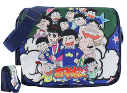 Osomatsu San Messenger Bag - Super Anime Store FREE SHIPPING FAST SHIPPING USA