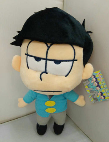 Osomatsu San Serious Plush Doll - Super Anime Store FREE SHIPPING FAST SHIPPING USA