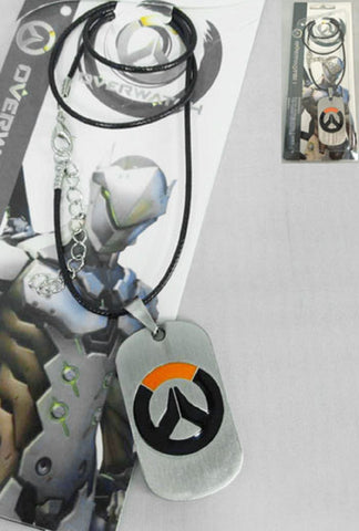 Overwatch Necklace - Super Anime Store FREE SHIPPING FAST SHIPPING USA