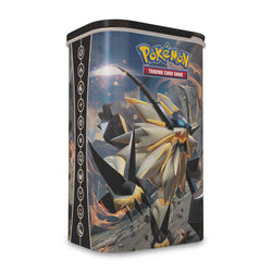 Pokémon TCG: Dusk Mane Necrozma Deck Shield & 2 Booster Packs Super Anime Store