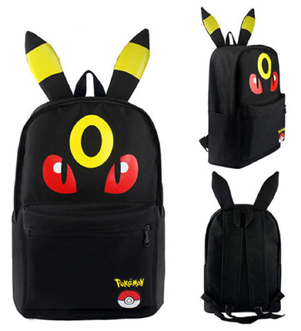 Umbreon Backpack Bag - Super Anime Store FREE SHIPPING FAST SHIPPING USA