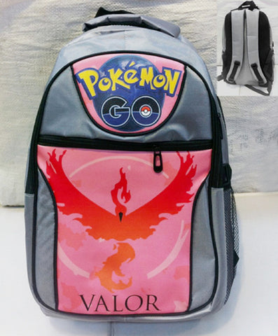 Pokemon Team Valor Backpack Bag